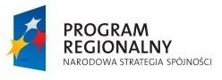 Program Regionalny - Narodowa Polityka Spojnosci